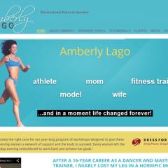 Amberly Lago Motivational Speaker
