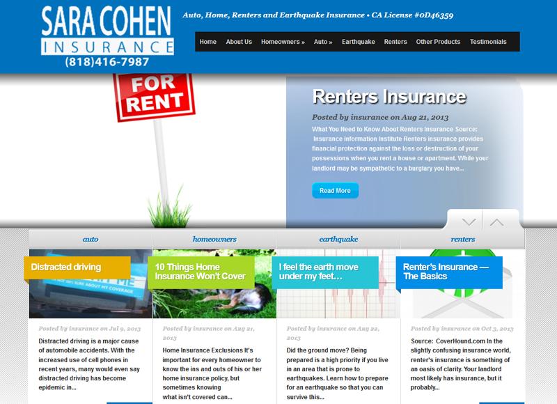 Sara Cohen Insurance