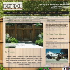 Finest Fence