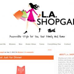 LA Shop Gal