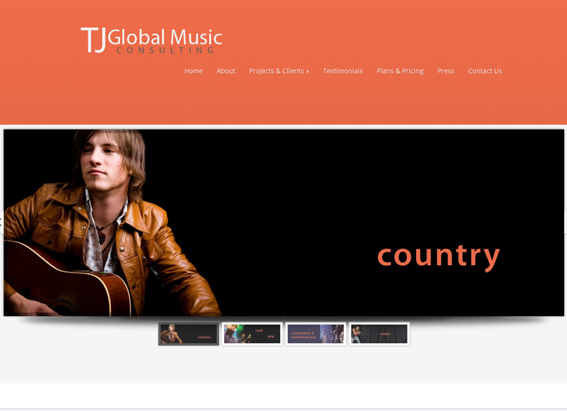TJ Global Music