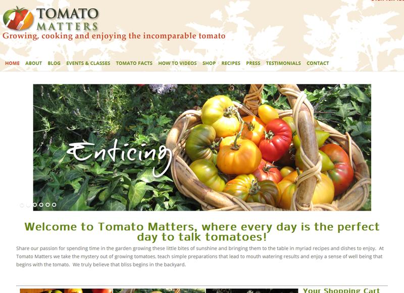 Tomato Matters