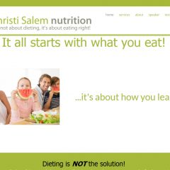 Christi Salem Nutrition